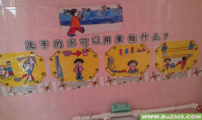幼儿园盥洗室图片_幼儿园盥洗室图片设计 幼儿园喝水区角布置图片