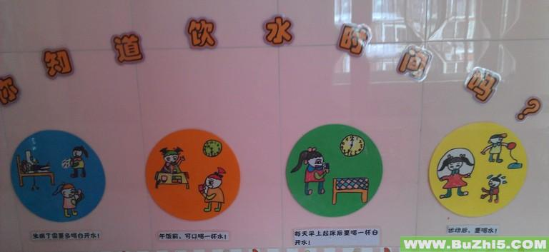 幼儿园盥洗室布置图片欧式