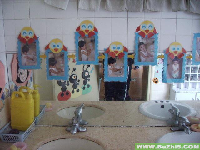 幼儿园盥洗室图片_幼儿园盥洗室布置图片大全(第4页)