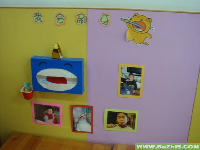 幼儿园生活环境布置  热门幼儿园环境布置图片