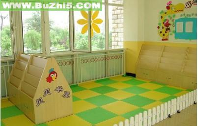 幼儿园小班读书角布置
