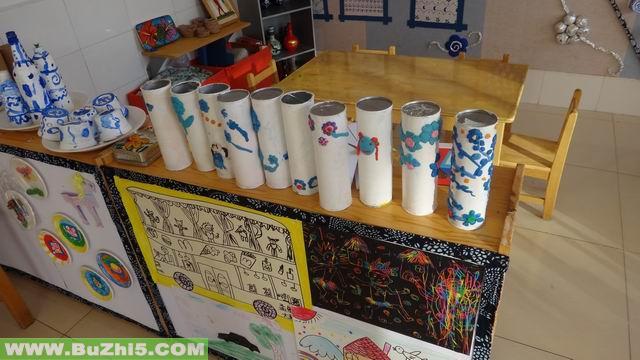 幼儿园美工区材料图片(第6页)