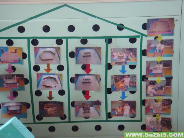 热门幼儿园环境布置图片