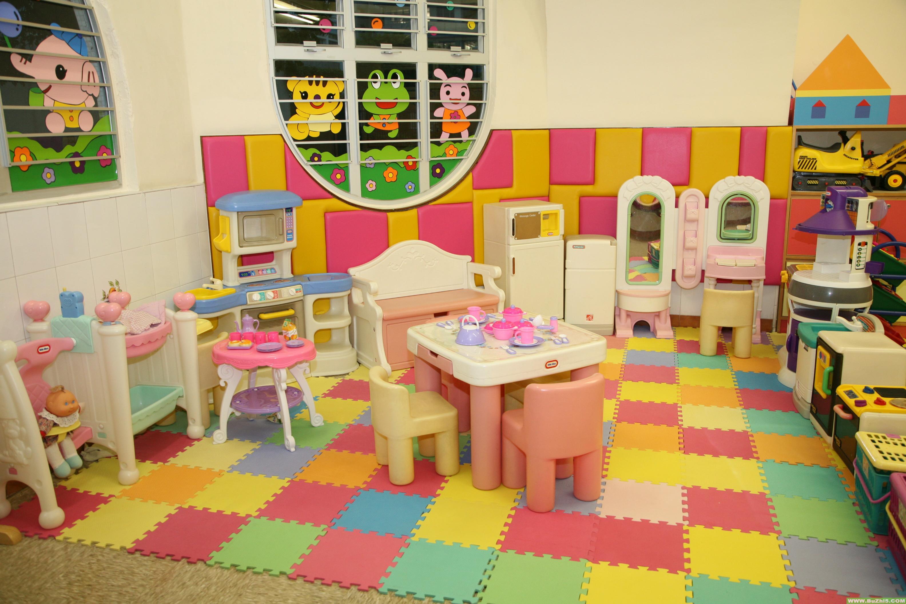 幼儿园教室窗户布置图片大全 教室布置 幼儿园中班窗户装饰图片