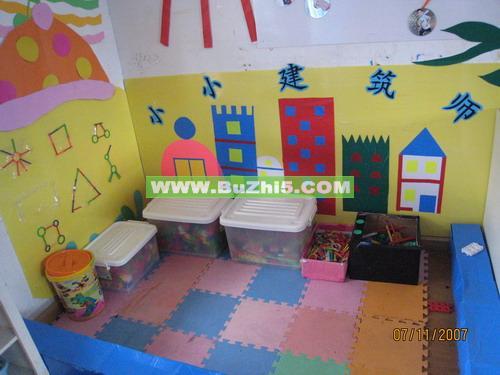 幼儿园区角布置  热门幼儿园环境布置图片