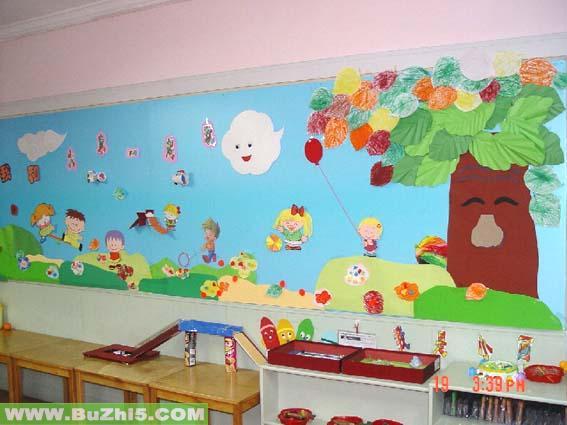 幼儿园美工区环境布置 第3页