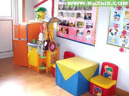 幼儿园娃娃家区角布置图片(第10页)