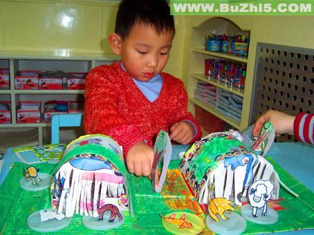 幼兒園美工區材料圖片(第7頁)