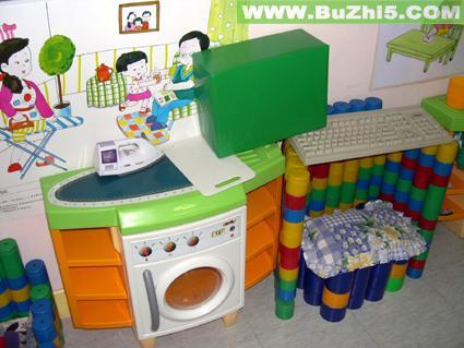幼儿园娃娃家布置图片大全(第2页)