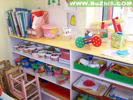 幼儿园美工区材料图片(第11页)
