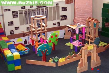 幼儿园建构区布置图片大全(第17页)