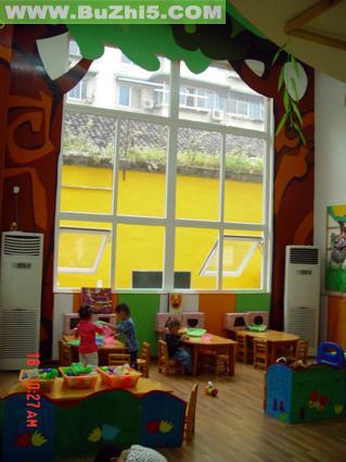 班牌设计图片幼儿园空白展示