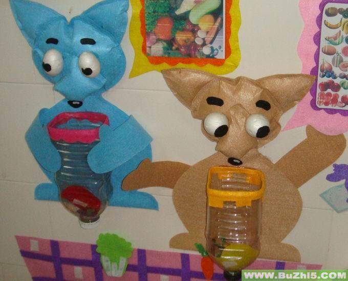 幼儿园 益智 区区域 布置展示图片
