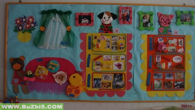 小动物的家墙面设计图片(第5页)
