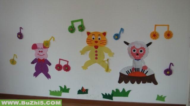 幼儿园教室墙面环境布置材料用品*泡沫栏杆*eva小