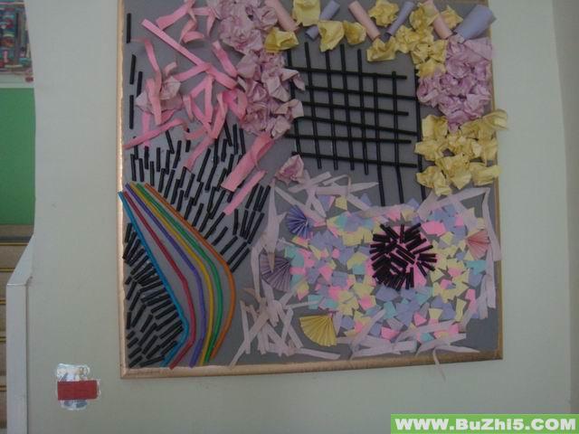 幼儿园墙面艺术作品布置(第2页)