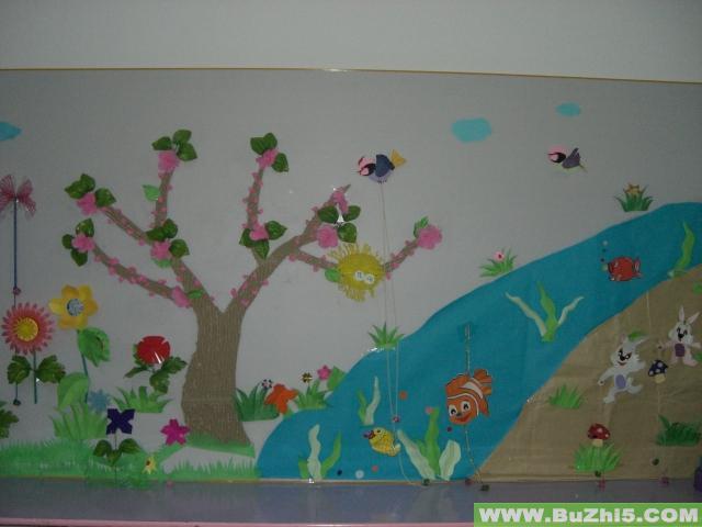 幼儿园春天到了墙面设计图片(第5页)