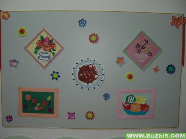 幼儿园美工区布置图片大全(第2页)