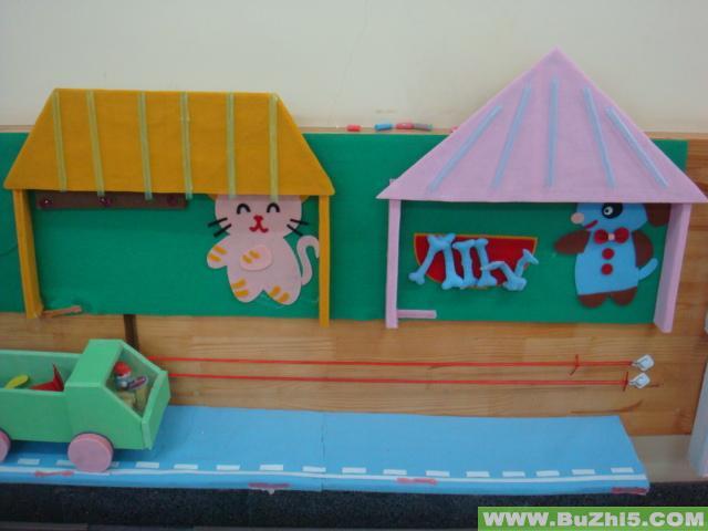 小动物的家墙面设计图片(第4页)