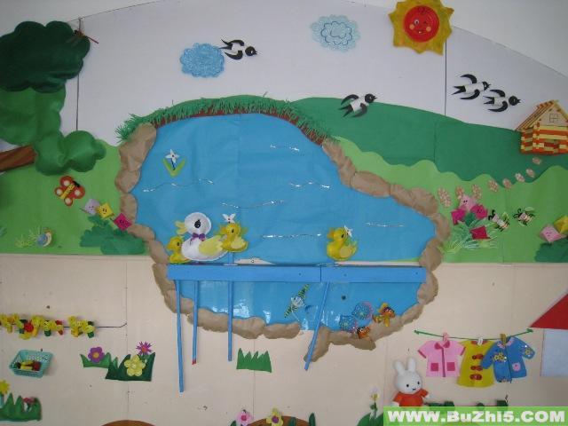 幼儿园墙面创设; 墙面创设; 墙面创设_幼儿园墙面布置图片-61幼儿教育图片