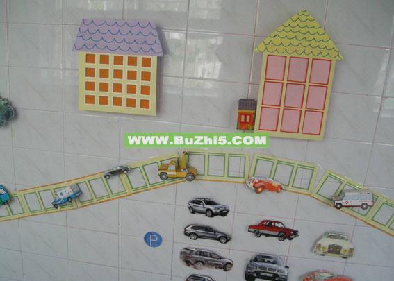 幼儿园墙面布置  停车场墙面设计图片下载说明:在图片上点击鼠标右键