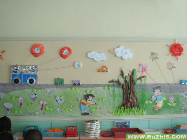 幼儿园春天到了墙面设计图片(第2页)
