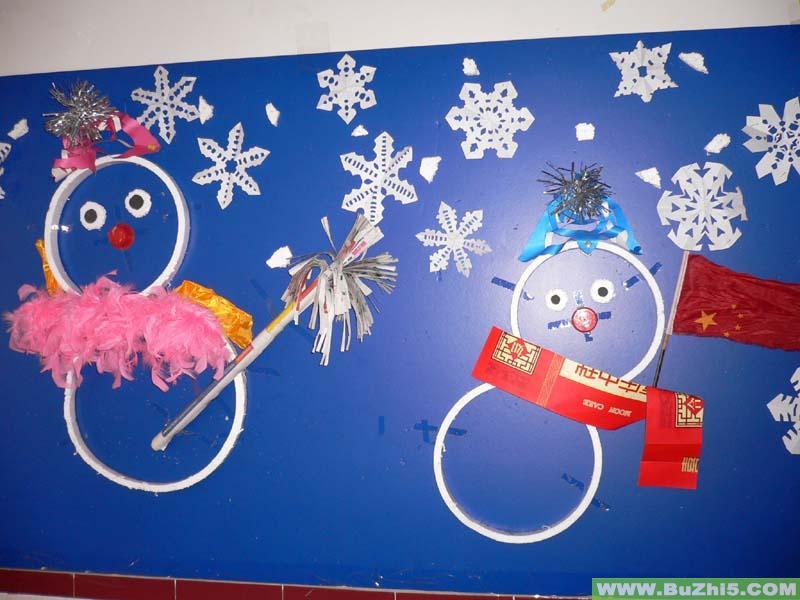 幼儿园秋天教室墙面布置