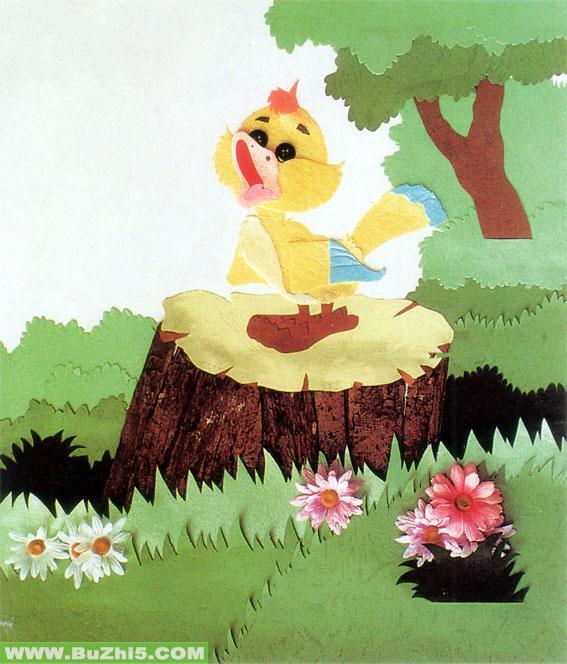 幼儿园墙面布置  雏鸟学声小班墙面布置图片下载说明:在图片上点击