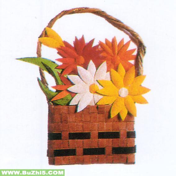 花卉参考纹样中班墙面布置(第2页)