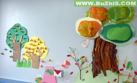幼儿园大班墙面布置图片(第24页)