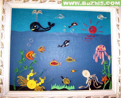 幼儿园海底世界图片(共10篇)