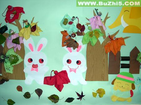 幼儿园墙面小动物布置图片(第6页)