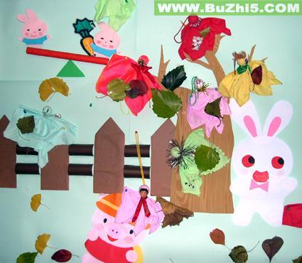 幼儿园墙面小动物布置图片(第7页)