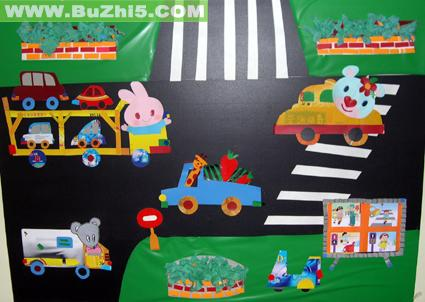 幼儿园墙面布置  上一个布置:    热门幼儿园环境布置图片 最
