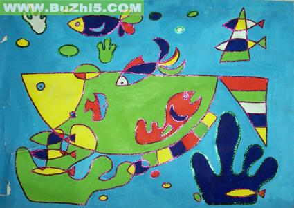 幼儿园中班墙面布置图片第4页
