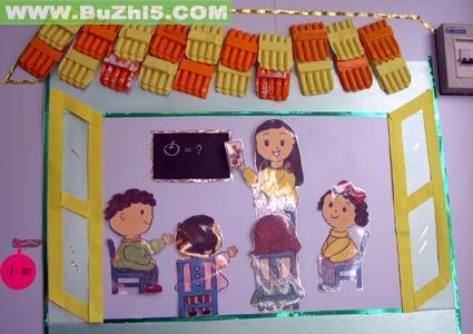 幼儿园小班墙面布置图片(第11页)
