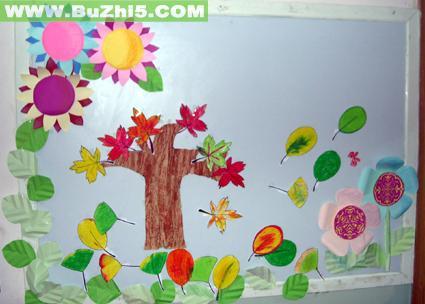 幼儿园小班墙面布置图片(第12页)