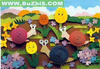 幼儿园动物墙面素材图片