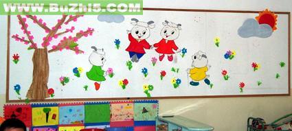 幼儿园中班墙面布置_幼儿园中班墙面布置图片(第12页)