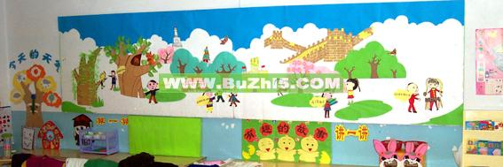 幼儿园小班墙面布置图片(第5页)