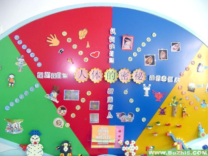 幼儿园门窗装饰图片_幼儿园楼梯走廊布置图片