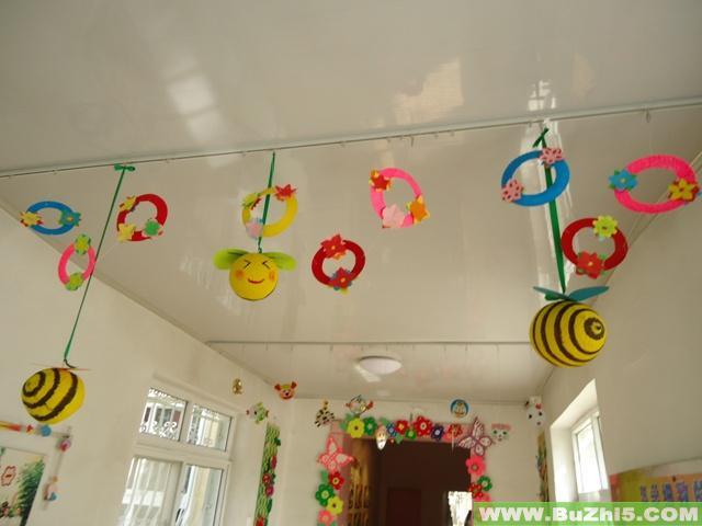 幼儿园中班吊饰图片