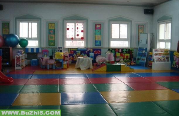 幼儿园亲子班教室布置图片