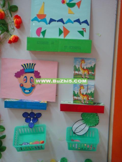 幼儿园主题墙饰图片_幼儿园教室墙面布置_幼儿园墙