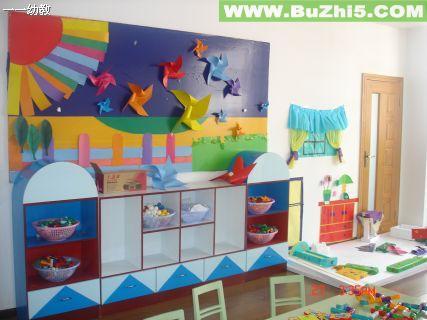 幼儿园室内环境布置图片大全(第6页)
