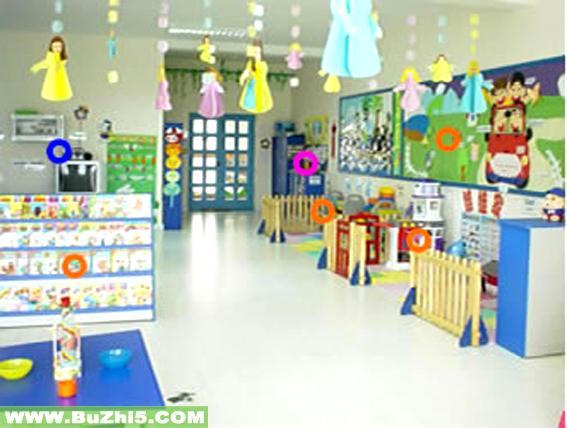 幼儿园室内环境