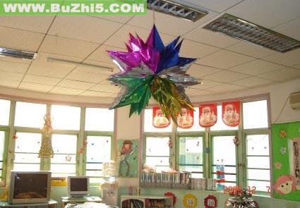新年吊饰图片室内吊饰布置图片