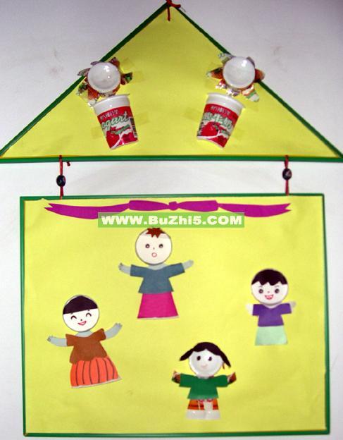 幼儿园吊饰布置  热门幼儿园环境布置图片 最新布置图片