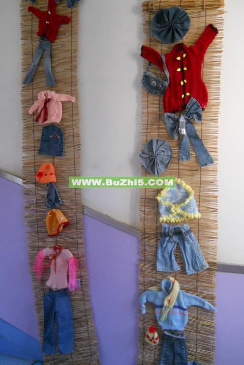 幼儿园楼道墙饰布置图片_幼儿园楼道墙饰布置图片