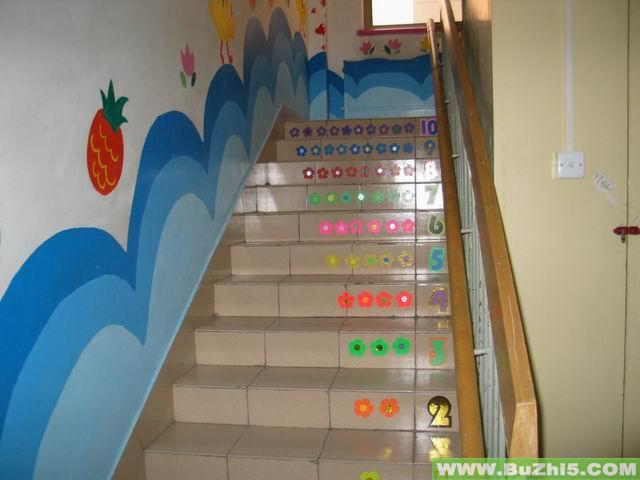 幼儿园楼梯布置  数字楼梯楼梯布置图片下载说明:在图片上点击鼠标